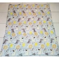 selimut bed cover anak bayi berkarakter lucu dan bagus size 100 x 120