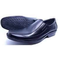 Sepatu Pantofel Kulit Asli Garansi