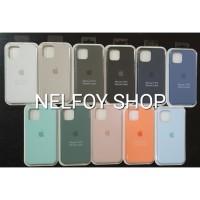 IPhone 11 Pro Silicone Case Cover Hard Original Design Casing Hardcase