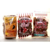 Abon sapi SUPER elang Solo 250 gr Halal MUI makanan ringan dried meat