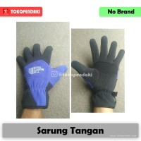 TNF Sarung Tangan Polar Gloves Anti Dingin di Gunung