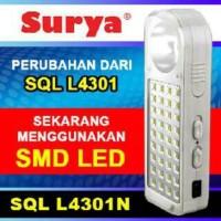 lampu Emergency LED Surya SQL L4301