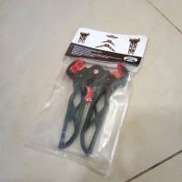 KICK BOW STAND SHORT Kaki Compound Bow Pendek