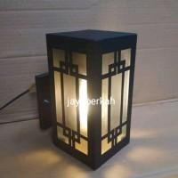 lampu taman minimalis D07