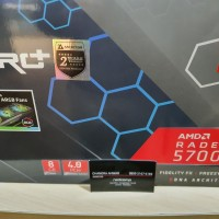 VGA SAPPHIRE - NITRO+ RX 5700 XT 8G GDDR6 SPECIAL EDITION RGB FAN