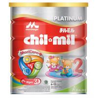 SUSU MORINAGA CHIL MIL PLATINUM Tahap 2 Untuk Umur 6-12