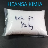 KCL-Kalium klorida-Potassium Chloride Food grade 500gr