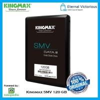Kingmax SSD SMV 120GB Sata 3 2.5 inch SSD 120 GB Garansi Resmi