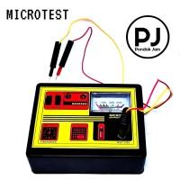 Microtest Alat Reparasi Jam Tangan Tester Baterai Quartz Mekanik Coil