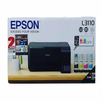 Printer Epson L3110 All In One Print Scan Copy Inkjet GARANSI RESMI E