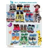 skidder shoes dino / sepatu karet anak / sepatu kaos kaki
