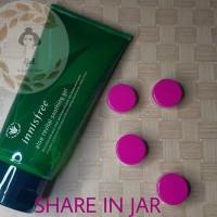 SHARE IN JAR INNISFREE ALOE REVITAL SOOTHING GEL 10 ML