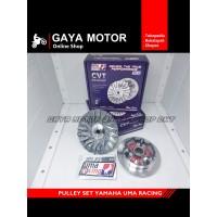 Pulley Kit Set CVT UMA RACING For Yamaha NMAX - AEROX 155