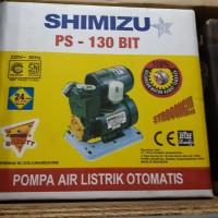 pompa air 100 watt / shimizu ps 130 bit / pompa kecil
