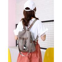 2429 2430 Backpack Tas Punggung Ransel Wanita Cewek Import Fashion