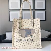 Coach Tote Bag x Disney Dumbo - Ori 100%