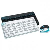 Logitech MK240 Nano Keyboard + Mouse Wireless