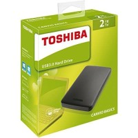 Toshiba Canvio Basic 2TB - HDD Harddisk External 2.5