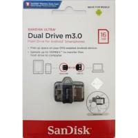 SanDisk Ultra Dual Drive M30 16GB USB 3.0 OTG Flash Drive
