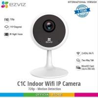 Wireless CCTV EZVIZ Hikvision C1C Fix Cam 720p 1MP