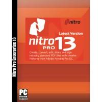 Nitro PDF Professional 13 + BONUS