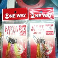 Assit Hook Light System One Way