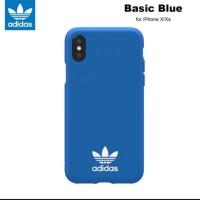 Adidas Originals Basic Logo Case iPhone X / Xs - Blue