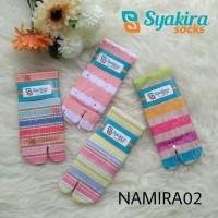 Kaos Kaki Motif Jempol Syakira 1 set isi 4 pcs Namira02