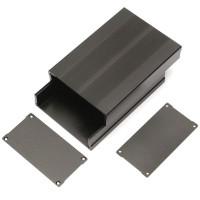 Sos 150 * 105 * 55mm Aluminium Instrumen Box PCB Enclosure DIY