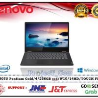Laptop Lenovo Ideapad C340-14IWL-E7ID - Pentium Gold N5405U 8GB 256