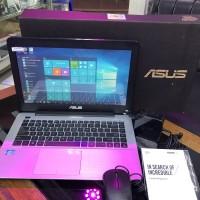 Laptop asus 455L ram 4gb limited stok