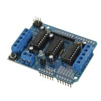 Sos 5 Pcs Driver Motor Perisai L293D Modul Untuk Arduino