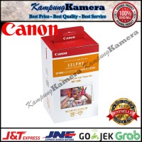 CANON SELPHY RP-108 KERTAS FOTO PRINTER FOR CP820 CP910 CP1000 CP1200