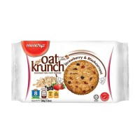 MUNCHYS OAT KRUNCH STRAWBERRY & BLACKURRANT 208GR