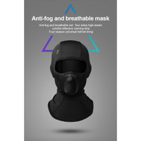 CoolChange Masker Balaclava Sepeda Motor Hiking Warm Windproof 20054
