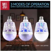 MOZBULB 2in1 Bohlam Lampu LED & Perangkap Nyamuk Mosquito Killer Lamp