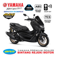 YAMAHA ALL NEW NMAX 155 CONNECTED / ABS VERSION - OTR BDG CMH