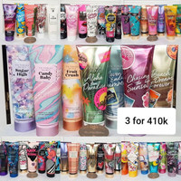 VICTORIA SECRET BODY LOTION MIX AND MATCH 3 PCS