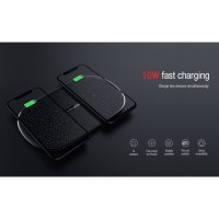 Nillkin Wireless Charger Double Shadows - Dual Fast Wireless Charging