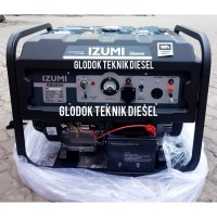 IZUMI Genset Bensin 5000 watt W ( Generator Listrik ) GS-6500