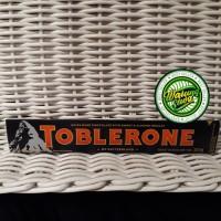 coklat toblerone bittersweet 100 gran