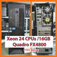 Lenovo C20 ThinkStation C20 24 CPUs Setara Z800