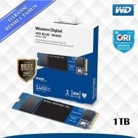 SSD WD Blue 1TB SN550 M.2 NVMe