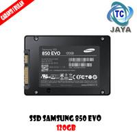 SSD SAMSUNG 2.5 850 EVO 120 GB
