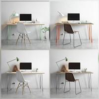Meja Kerja Meja Kantor 100 x 50x80