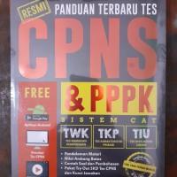 Buku Panduan Terbaru tes CPNS & PPPK sistim CAT