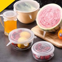 Silicone Reuseable Food Storage Cover