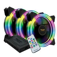 Armaggeddon Nimitz Ring III RGB KIT Fan For Gaming PC Case (120mm)