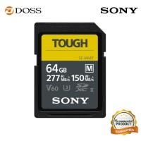 Sony Memory Card / Sony SF-M 64GB Tough / Sony SF M 64GB Tough