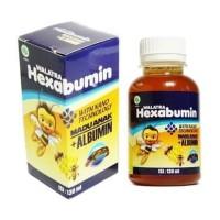 Walatra Hexabumin Madu Anak Albumin With Nano Technology Asli 100%